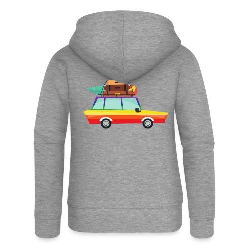 Gay Van | LGBT | Pride - Frauen Premium Kapuzenjacke