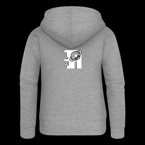 PLANET LOFI - Women's Premium Hooded Jacket
