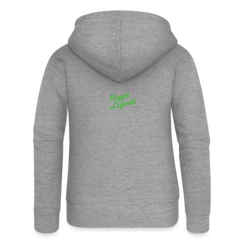 Veggie Legends - Women's Premium Hooded Jacket