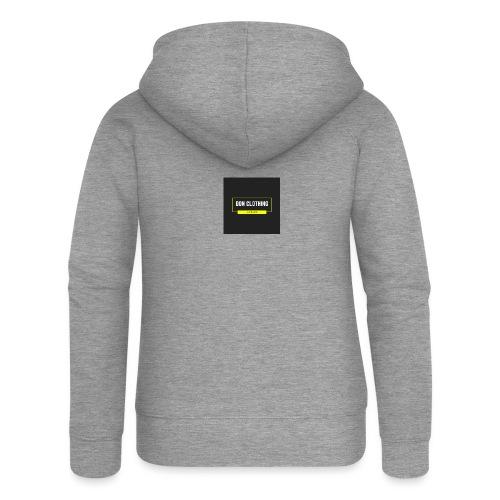 Don kläder - Premium luvjacka dam