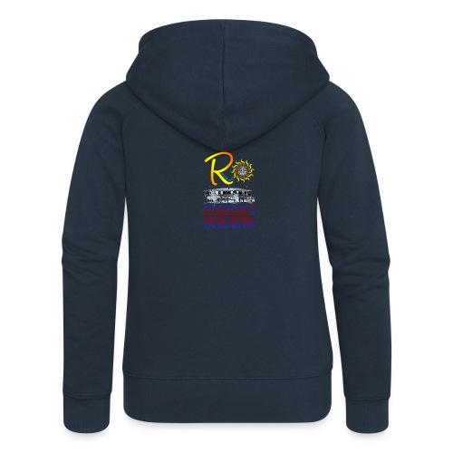 RESOLAINA - Chaqueta con capucha premium mujer