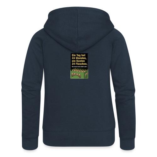 Bauern Sprüche - Frauen Premium Kapuzenjacke