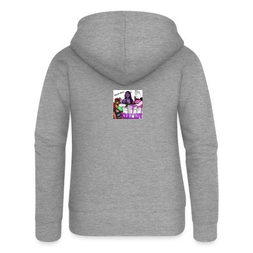 Barzey Beats - Women's Premium Hooded Jacket