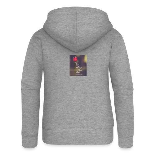 IMG 20180308 WA0027 - Women's Premium Hooded Jacket
