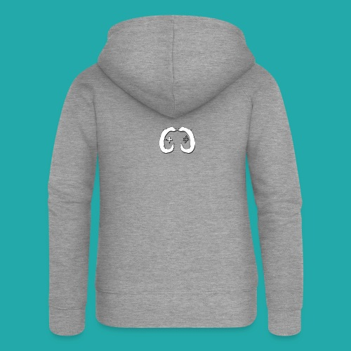 Crowd Control Logo - Women's Premium Hooded Jacket