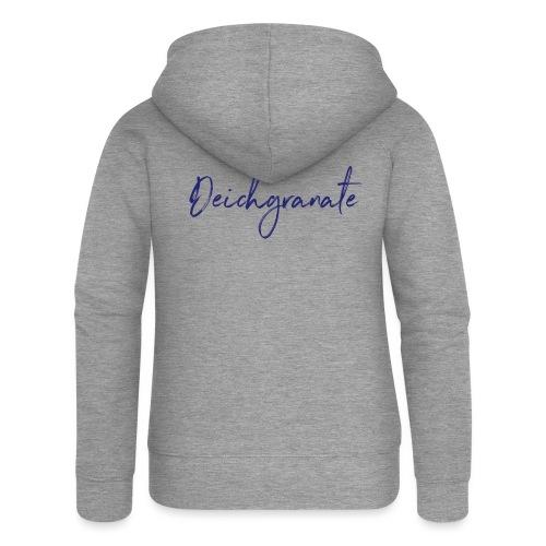 Deichgranate - Frauen Premium Kapuzenjacke