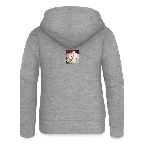 pianki - Rozpinana bluza damska z kapturem Premium