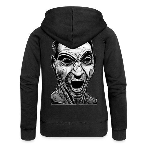 Marek's Head - Women's Premium Hooded Jacket
