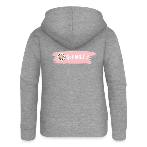 Got MILF Milfcafe Shirt Mama Muttertag - Frauen Premium Kapuzenjacke