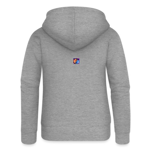 The flame - Women's Premium Hooded Jacket