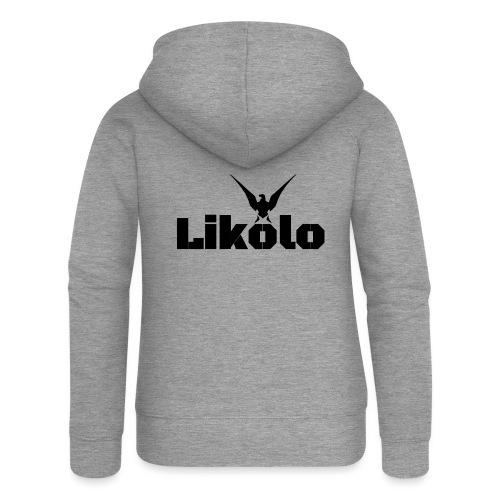likolo.. - Veste à capuche Premium Femme