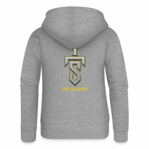 Slayers emblem - Women's Premium Hooded Jacket
