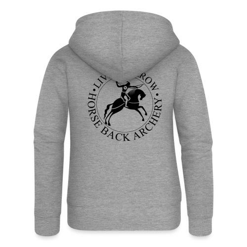 Living Arrow - Women's Premium Hooded Jacket