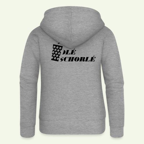 Ole Schorle - Frauen Premium Kapuzenjacke