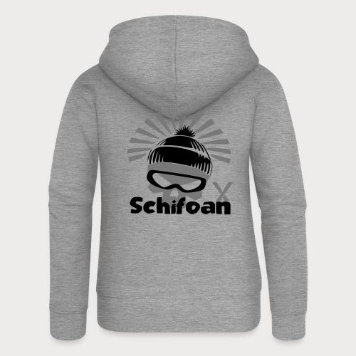 Schifoan - Frauen Premium Kapuzenjacke