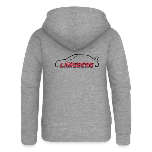 logotype Laengberg - Premium luvjacka dam
