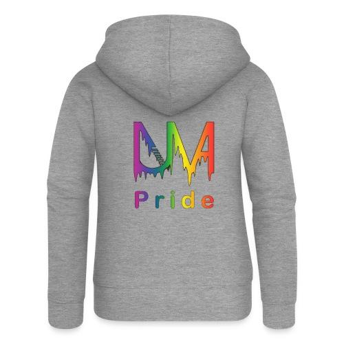 Pride - Frauen Premium Kapuzenjacke