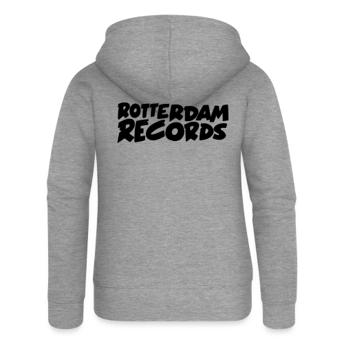 Rotterdam Records - Women's Premium Hooded Jacket