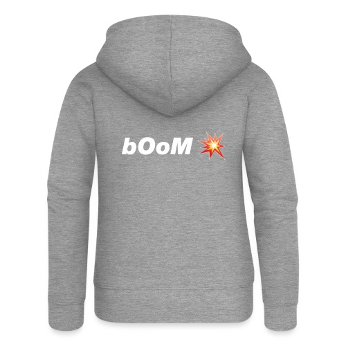 bOoM - Women's Premium Hooded Jacket