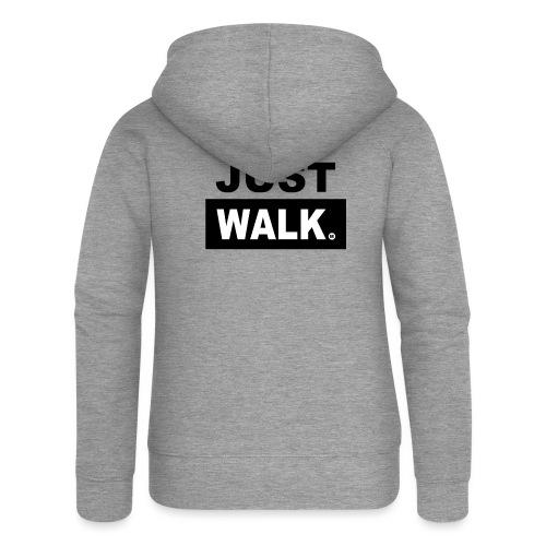 JUST WALK vrouw ls - Vrouwenjack met capuchon Premium