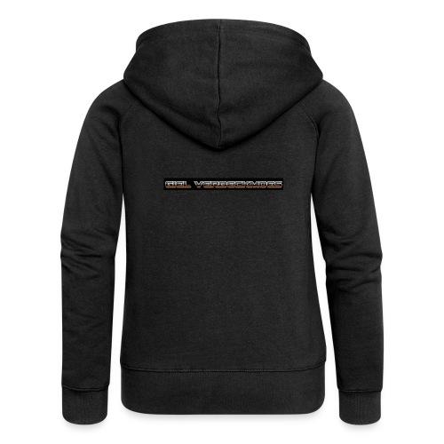 gielverberckmoes shirt - Vrouwenjack met capuchon Premium