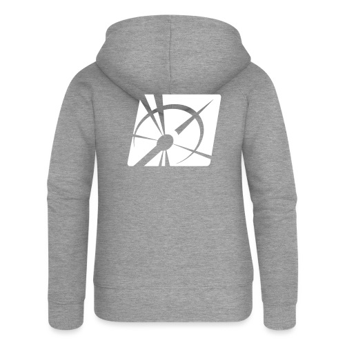 IRPT logo solid - Women's Premium Hooded Jacket