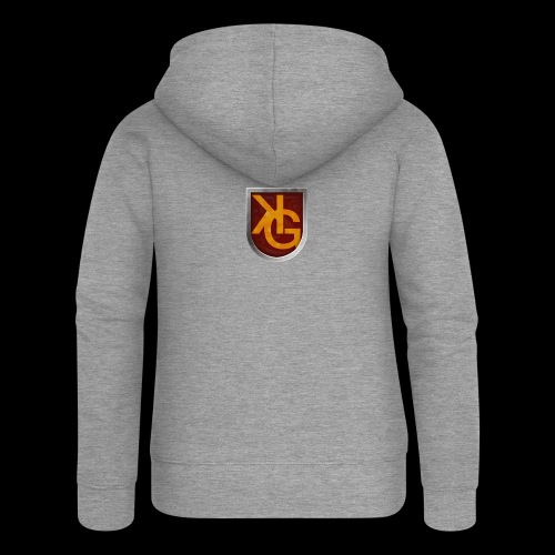 KG logo - Naisten Girlie svetaritakki premium