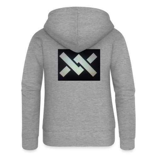 Original Movement Mens black t-shirt - Women's Premium Hooded Jacket