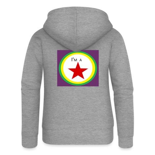 I'm a STAR! - Women's Premium Hooded Jacket