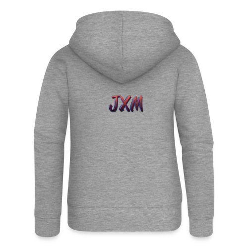 JXM Logo - Women's Premium Hooded Jacket