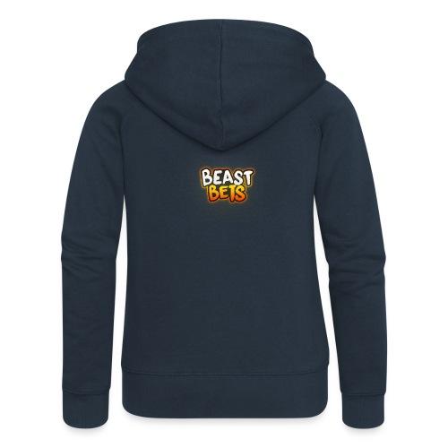 BeastBets - Dame Premium hættejakke