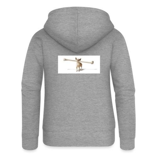 Tough Guy - Vrouwenjack met capuchon Premium