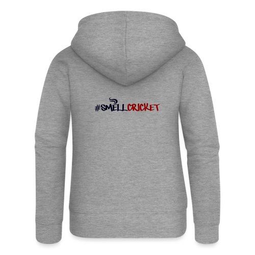 smellcricket - Women's Premium Hooded Jacket
