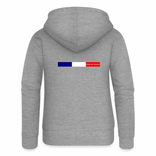 Made in France - Women's Premium Hooded Jacket