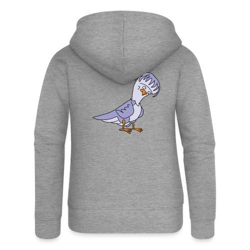 Taube von dodocomics - Frauen Premium Kapuzenjacke