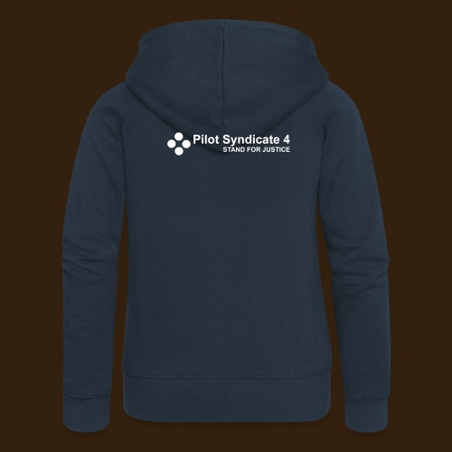 Pilot Syndicate 4 - Women's Premium Hooded Jacket