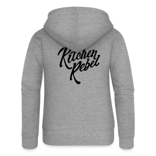 Kitchen Rebel - Women's Premium Hooded Jacket