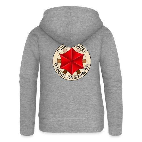 FFLogga - Women's Premium Hooded Jacket
