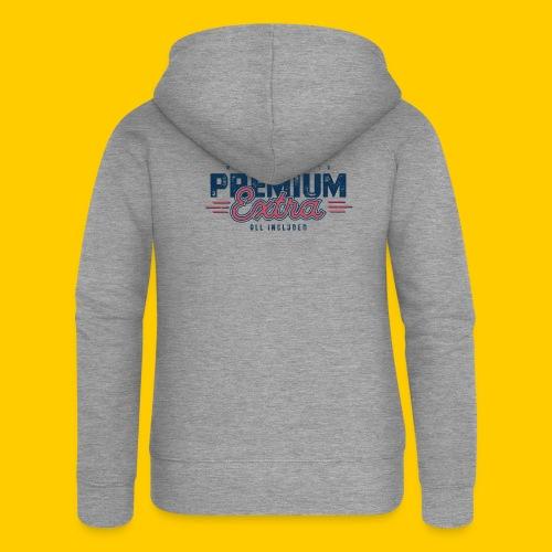 Premium - Premium luvjacka dam