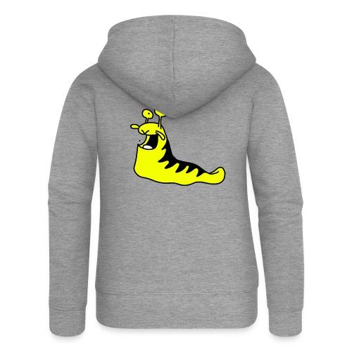Tigerschnegel von dodocomics - Frauen Premium Kapuzenjacke