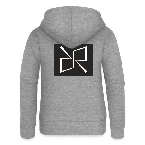 Rymdreglage logotype (RR) - Women's Premium Hooded Jacket