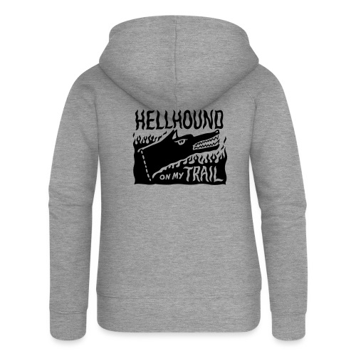 Hellhound on my trail - Women's Premium Hooded Jacket