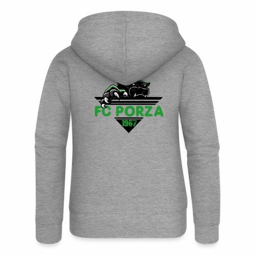 FC Porza 1 - Frauen Premium Kapuzenjacke