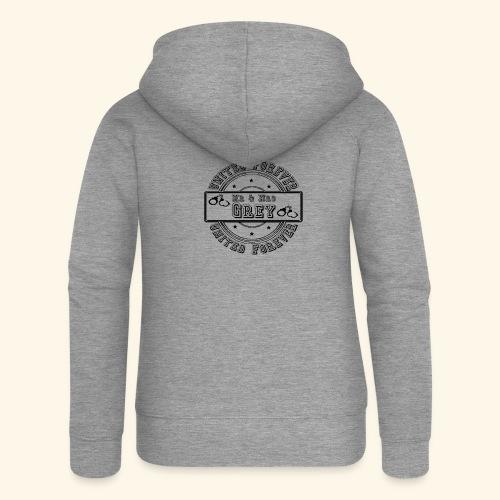 United Forever - Women's Premium Hooded Jacket
