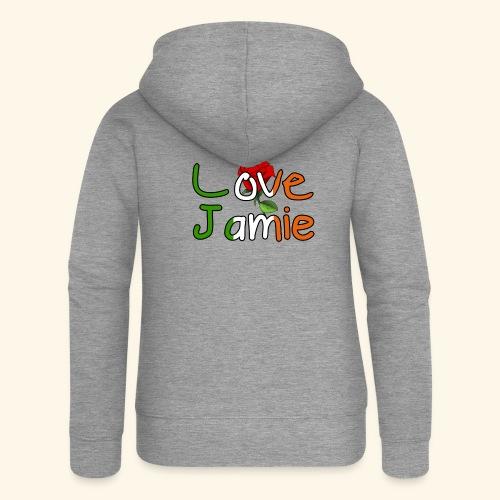 Jlove - Women's Premium Hooded Jacket