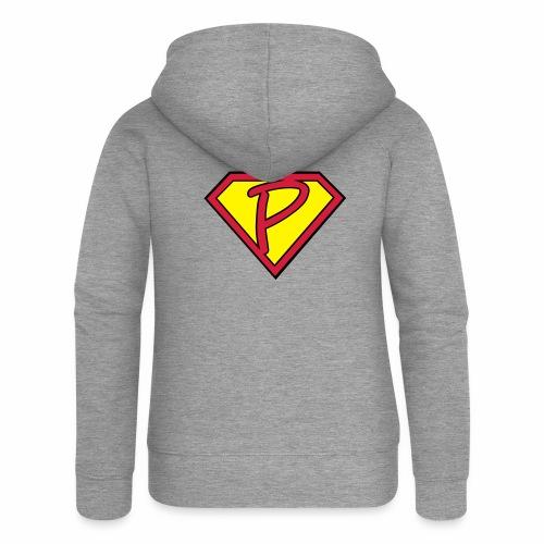 superp 2 - Frauen Premium Kapuzenjacke