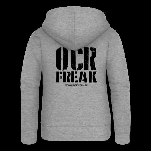 OCR Freak - Vrouwenjack met capuchon Premium