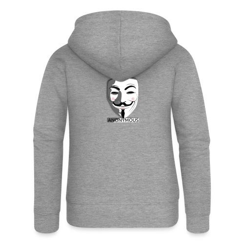 Anonymous - Women's Premium Hooded Jacket