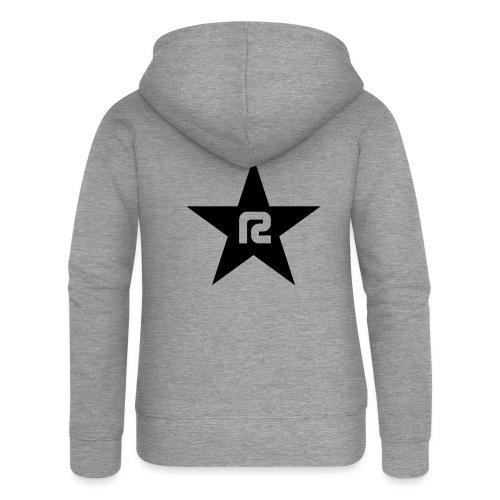 R STAR - Frauen Premium Kapuzenjacke