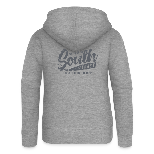 South Coast Sea surf clothes and gifts GP1305B - Naisten Girlie svetaritakki premium